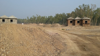 safari park khushab construction