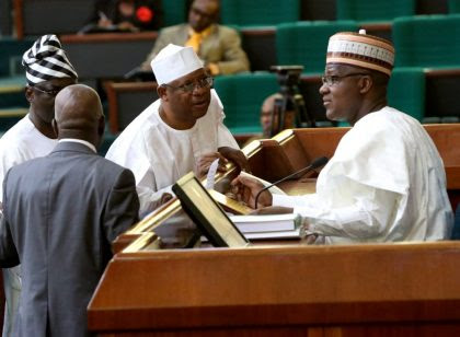 House Of Reps Members Accused Of Receiving $30,000 Bribe Not To Override Buhari's Veto