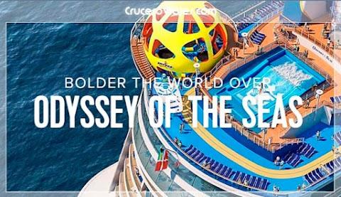"""ROYAL CARIBBEAN DICE """"SHALOM, ISRAEL"""" CON EL DEBUT DE ODYSSEY OF THE SEAS"""
