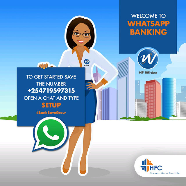HF Whizz WhatsApp Banking Launch