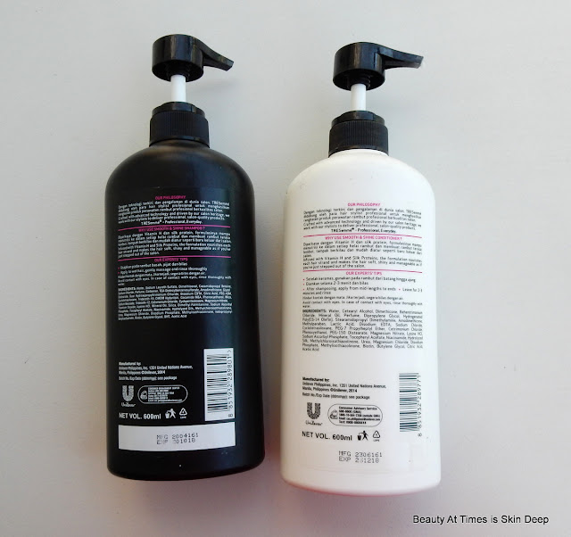 TRESemmé Smooth & Shine Shampoo and Conditioner