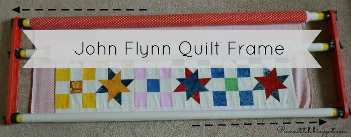 Run N Stitch John Flynn Quilt Frame