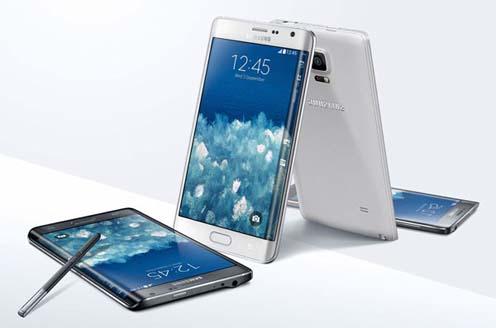Spesifikasi dan Harga Samsung Galaxy Note Edge Terbaru 2015