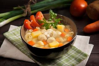 Cara Memasak Sup Ayam Makaroni Gurih Dan Lezat, resep sup ayam makaroni yang nikmat, cara membuat sup ayam makaroni yang enak