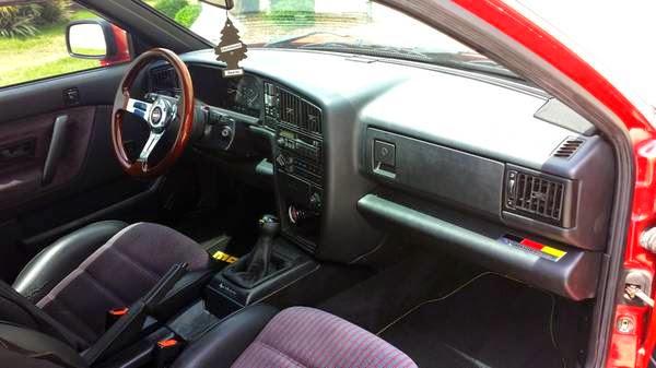 Interior Volkswagen Corrado G