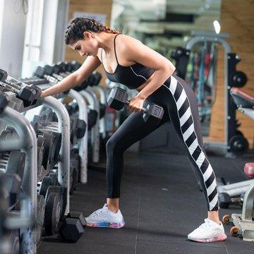 Samantha Akkineni fitness