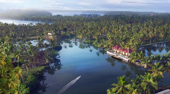 Munroe Island Resort, Best Honeymoon Resorts in Kerala, Kollam