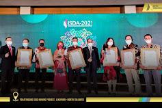 PT. MSM/TTN Anak Perusahaan PT Archi IndonesiaTbk Raih Penghargaan Tertinggi Platinum SDGs