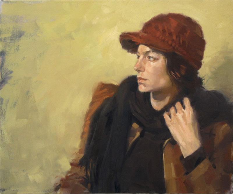 Aaron Coberly 1971 | Figurative Impressionist painter