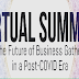 Virtual Summits and the Future of Business Gatherings in a Post-COVID Era #infographic