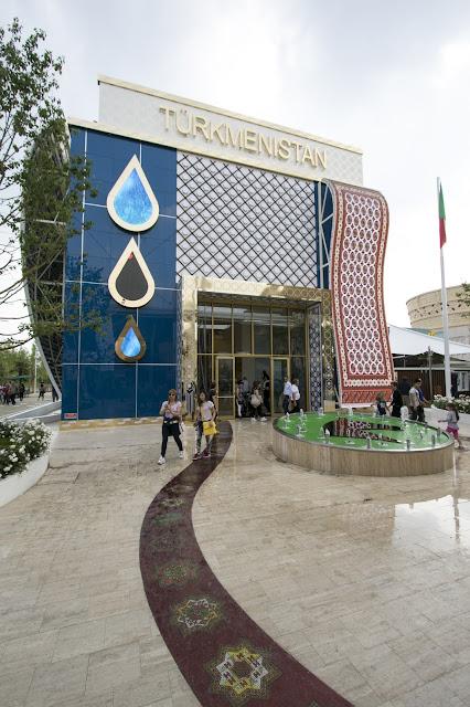 Padiglione Turkmenistan-Expo 2015-Milano