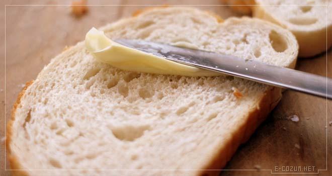 Margarin - Yaşlandıran yiyecekler