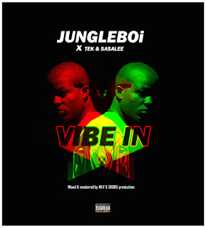 Jungle Boi - Vibe In ft. Tek & Sasalee