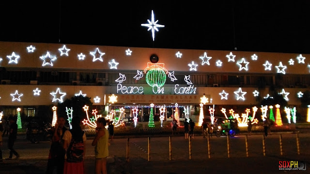 Star-studded Gensan city hall