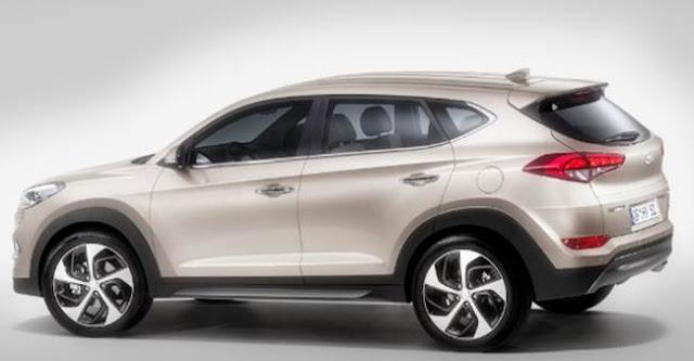 2018 Hyundai Tucson  Redesign