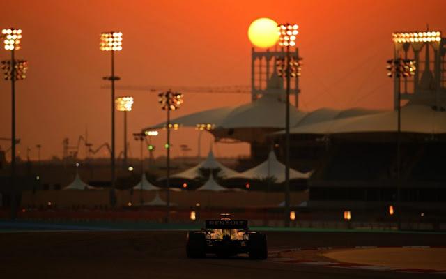 F1 2021 calendar