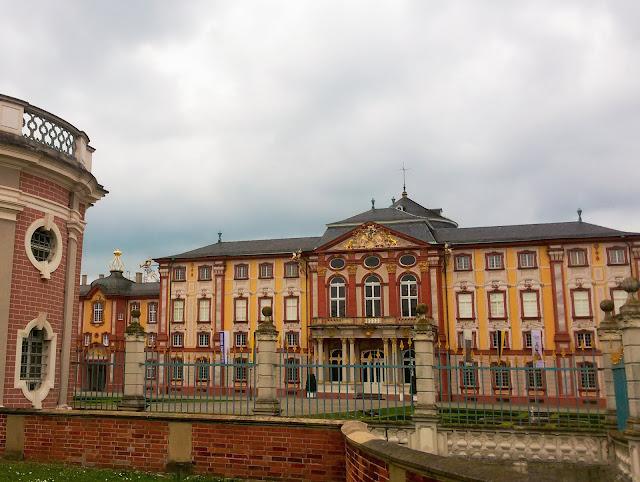 Bruchsal, muzeum, muzyka, automaty grające, Niemcy