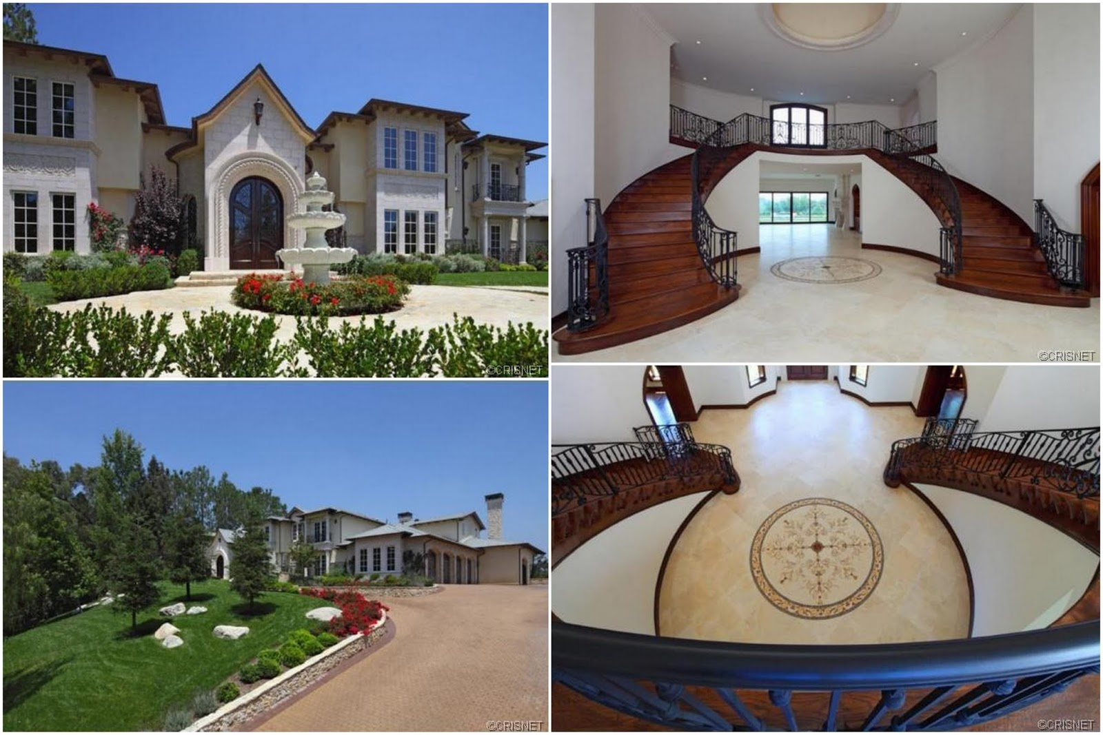 5 Homes That Prove That Less Is More: Celebrity Real Estate: Tamar Braxton And Vincent Herbert