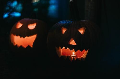 Halloween Pumpkin Desktop Background Wallpaper