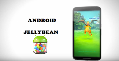 Pokemon Go Apk Mod for Jellybean