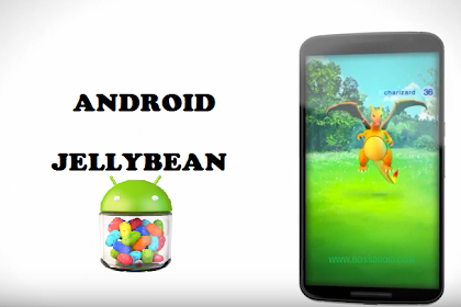 Download Pokemon Go Apk JELLY BEAN v0.43.4 Terbaru