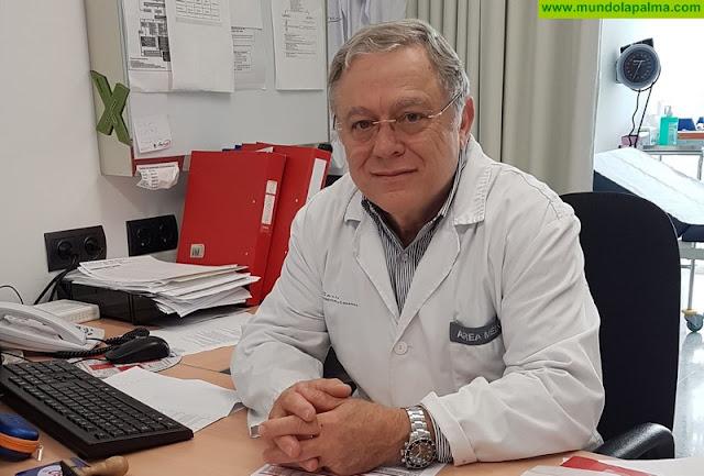 El oncólogo José Norberto Batista será distinguido mañana como Hijo Predilecto de la Isla de La Palma