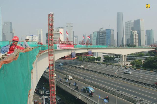 7 Fakta Menarik Jembatan Lengkung Bentang Panjang Kuningan