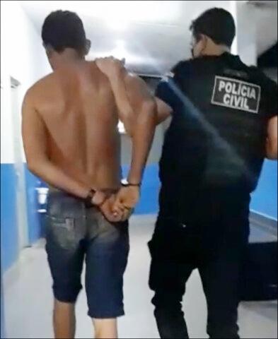 Foragido perigoso é preso por policiais de Machadinho