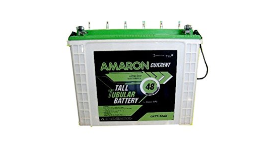 Amaron Inverter 150Ah Tall Tubular Battery