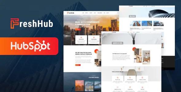 Best Hub CMS HubSpot Theme