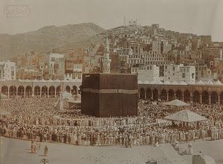Umroh Qadha setelah 1 tahun perjanjian hudaibiyah