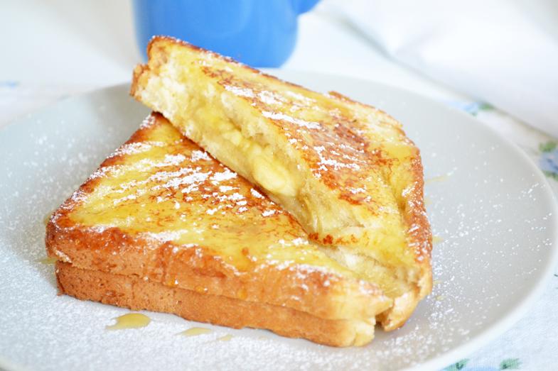 Αυγόφετες γεμιστές με αλλαντικά και τυρί