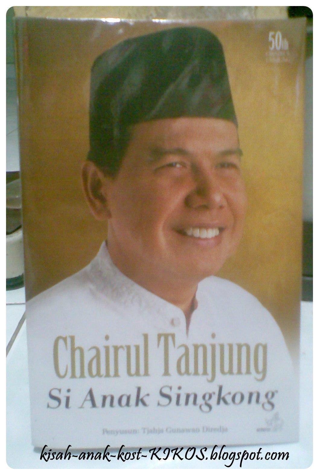Chairul Tanjung Office Chair Mesh Back Kisah Anak Kost Kikos Si Singkong