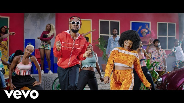 Simi – Jericho ft. Patoranking VIDEO MP4 DOWNLOAD