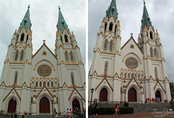The Cathedral Of Saint John Baptist