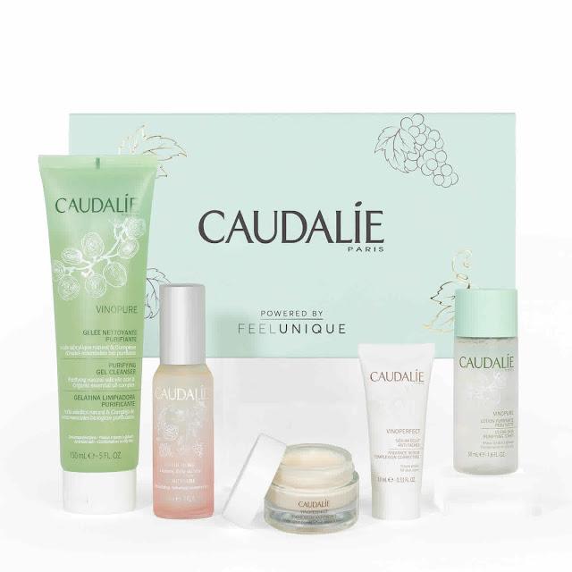 The Caudalie x Feelunique Clean Routine