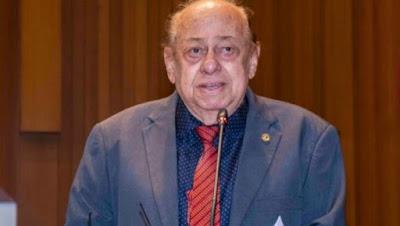 Morre deputado estadual do Maranhão, José Gentil, por covid-19 em hospital de Teresina