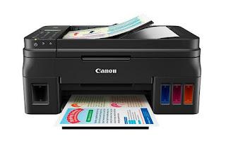 Spesifikasi printer canon Isi Ulang G4000