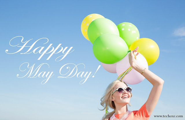 Happy May Day Saying, Wishes, Quotes With Images