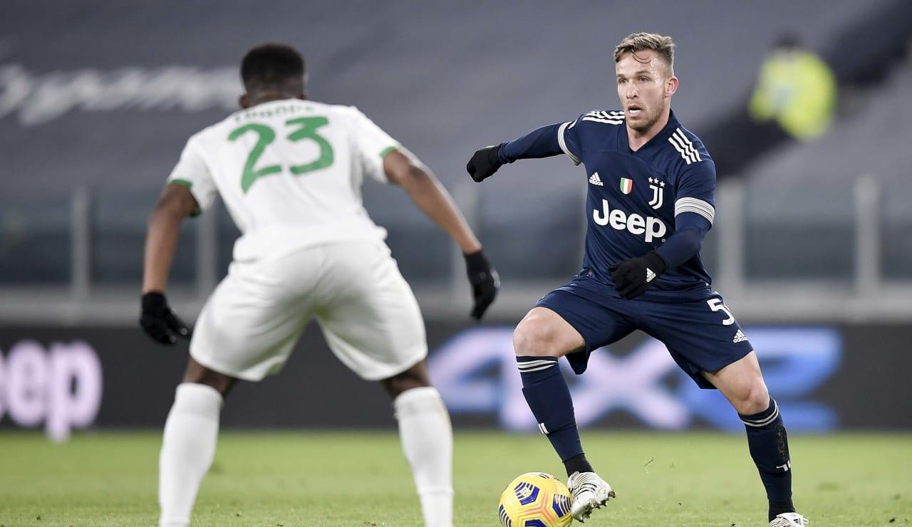 تقرير مباراة يوفنتوس وساسولو ضمن الجوله السادسة والثلاثون من الدوري الايطالي