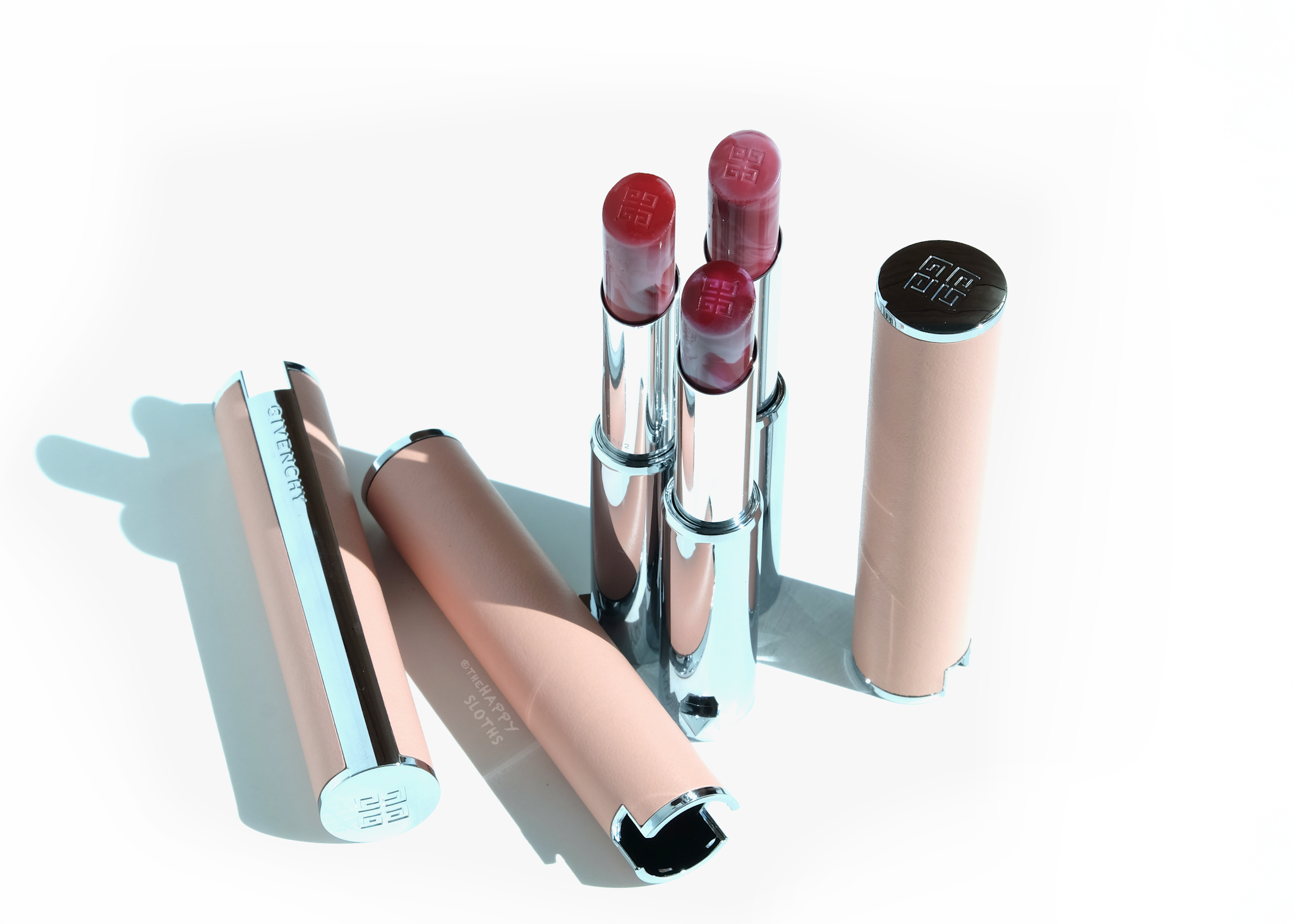 Givenchy | *NEW* Rose Perfecto Beautifying Lip Balm: Review and Swatches
