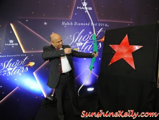 HABIB Diamond Fest 2014, Shoot For The Stars, habib, diamnond fest, Dato Meer Habib, luxury jewelry