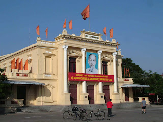 Opera House in Hai Phong (Vietnam)