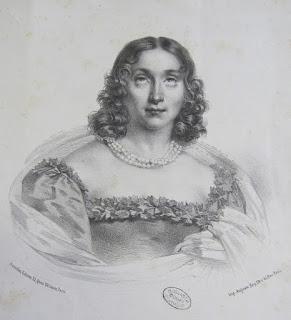 Constant Desbordes (1761-1828) - Marceline Desbordes-Valmore.