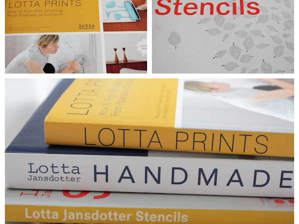 Lotta Jansdotter Books