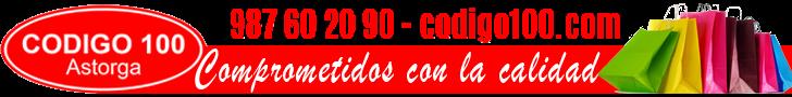 Tiendas Código 100 de Astorga
