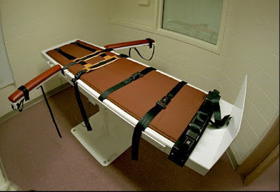 Colorado's death chamber