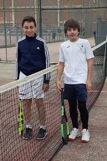 Fresi-Espárrago Tenis Aranjuez