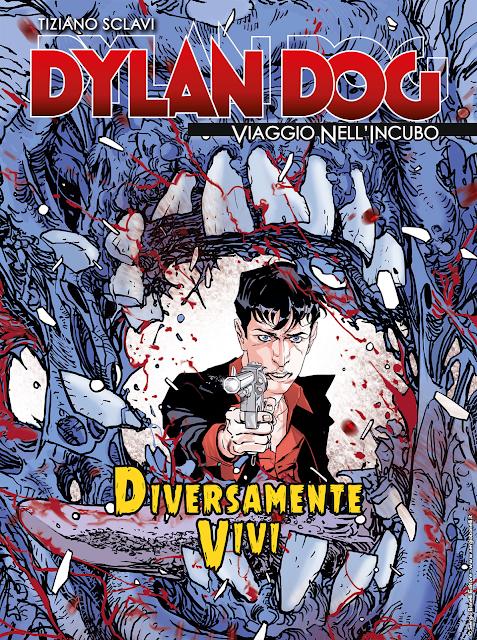 DYLAN DOG - VIAGGIO NELL'INCUBO #7 - Diversamente vivi