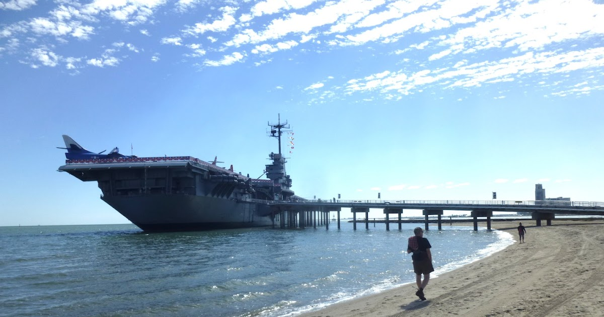 Aircraft Carrier Tour Corpus Christi